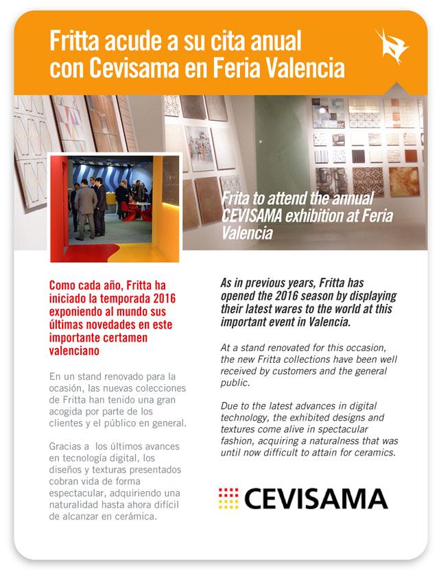 Cevisama en Feria Valencia