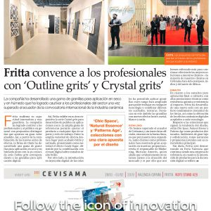 Fritta convence a los profesionales