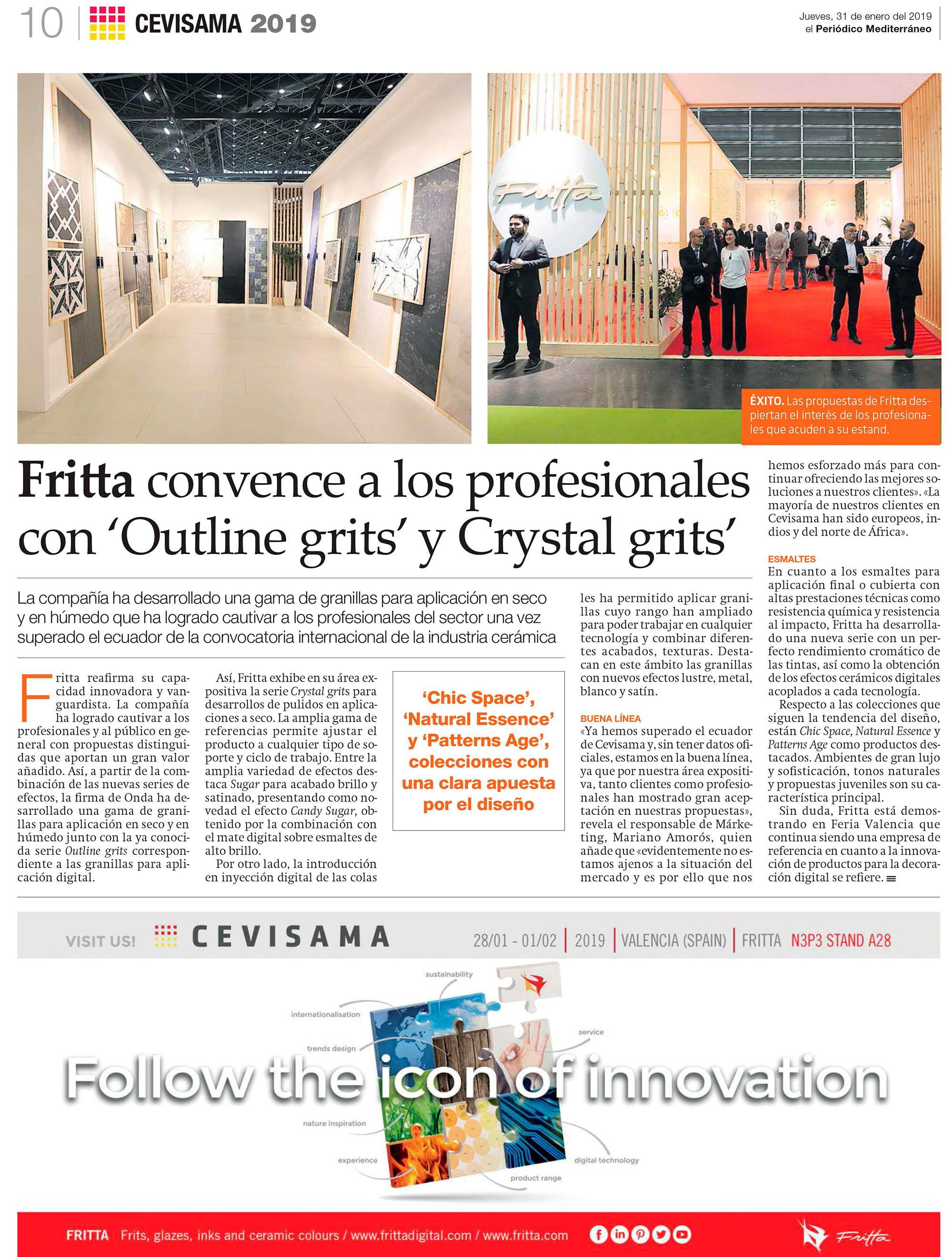 noticia fritta convence a profesionales